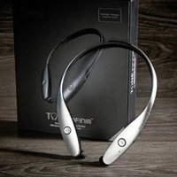 Wholesale HBS900 HBS Tone Tone Infinim Neckbands Headset wireless Stereo Earphone Bluetooth Sport Headphone For LG iPhone Samsung HTC ear015