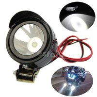 Wholesale Hot W Cree LED Off road Spot Flash Head Light for Car Jeep Boat V