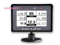 trip pc car diagnostic computer - The newest Car utility vehicle diagnostic A301 Trip computer support TPMS Fuel consumption meter Universal OBD Car doctor