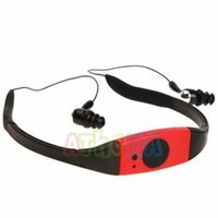 ape videos - Portable Audio Video MP3 Players Lossless Sport MP3 High Quality Flac Ape GB Super IPX8 Waterproof Mp3 Player Headphones Surf Scuba Diving