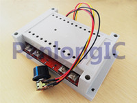 Wholesale 10 V A W DC Motor Speed Control PWM HHO RC Controller V V V High Quality With Case