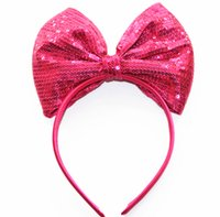 american fabric manufacturers - New listing children s hair accessories beads jewelry Korean cute mix of high end models sequined headband headwear manufacturer