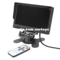 Wholesale FPV inch TFT LCD Monitor HD x480 Screen for RC Model