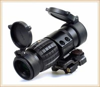 aimpoint tactical optics - New Tactical X Magnifier Scope Optics Scopes Riflescope Fits Aimpoint Sight with Flip To Side Picatinny Weaver Rail Mount