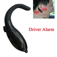 Wholesale Car Vehicle Driver Alarm Device Sound Alert Anti Sleep Drowsy Alarm for Drivers Security Guards Safe guard