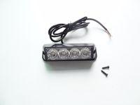 acura grille - 12 v highlighting LED car side lights Strobe lights grille power LED Report