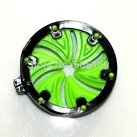Wholesale Green Speed Feed Universal Paintball Speed Feed Gate Lid Hopper Cover Tippmann X7 paintball New