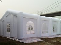 inflatable tent - 12m Inflatable Structure Inflatable Wedding Tent for Wedding Event and Exhibition
