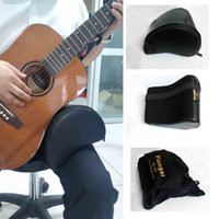 Wholesale High Quality Guitar Cushion Knee Pad Leather Cover Built in Sponge Soft Durable Design Guitar Accessories I443