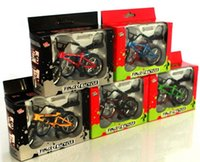 big kids bike - 100pcs new Alloy finger bikes Strange new desktop toys Flick Trix finger bike DHL