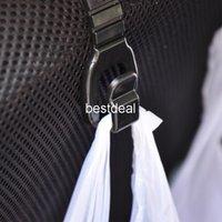 Wholesale Car hook car hanger Minimalist black car with convenience hook hanger set debris also suitable for home size cm