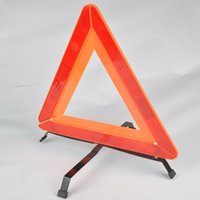 Wholesale Warning Triangle Car Styling Discount Promotion Top Selling Warning Triangle Emergency Make In China