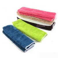Wholesale 2015 Magical wood fiber is not contaminated with oil washing towel rag multifunction wash towel super soft and comfortable easy