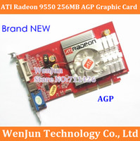 ati factory - DHL EMS for New low end AGP video card from factory NEW original ATI Radeon MB DDR2 AGP x x video Card