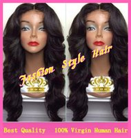 human hair lace wigs - Best Quality Lace Wigs Brazilian Virgin Human Hair Lace Front Wig Glueless Full Lace Wigs With Baby Hair For Black Women