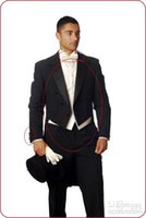 men dress suits - 2015 Groom Wear Tuxedos Black Evening suit man wedding dress any size color