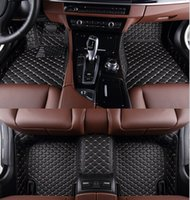 Wholesale Best quality Custom special floor mats for Dodge Ram non slip wear resisting Easy to clean carpets for Ram