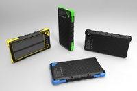 превосходное качество горячего Солнечное зарядное устройство батареи панели солнечных батарей и портативный ПОЛНЫЙ 8000mAh зарядное устройство
