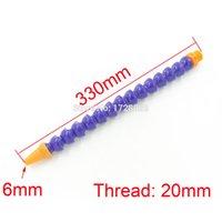Wholesale PC mm Thread Diameter Round Nozzle Flexible Coolant Pipe