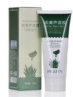 best aloe gel - Best selling PILATEN Perfect aloe vera gel Moisturizing Anti sensitive anti wrinkle anti freckle Remove scar Acne Oil Control DHL PI LHJ
