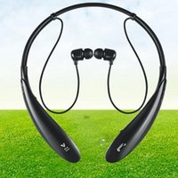Wholesale Wireless headphones HBS bluetooth Stereo sport earbuds Heavy Bass Vibration Headphones with Microphone Sale for LG Iphone samsung