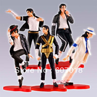 Cheap Wholesale-Rare MJ Michael Jackson Jam BAD Billie Jean Same Mascot Model Puppets US Star Doll for fans collection