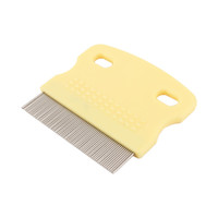 Wholesale Hot New Pet Dog Puppy Cat Flea Cleaning Comb Grooming Tool Steel