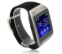Wholesale New G Watch K2 Inch Dual Core MTK6572 Bluetooth Watch Android Camera GPS WiFi FM Smart watch phone