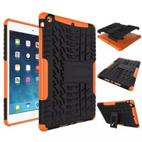 Wholesale Dazzle Case for iPad Air iPad Air2 Mini Mini4 iPad Pro inch Hybrid Kickstand Cover