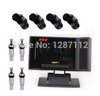 ave tpms - WITH SPEAKER TO REMIND Taiwan AVE TPMS IN1004P internal sensor version tire pressure monitoring system FOR CAR