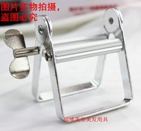 Wholesale Top Quality Hot Sale Aluminum Tube Squeezer Tool Toothpaste for Salon Hair Coloring Cake Paint Glue