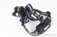 best bicycle headlamps - Best Low cost short LM JR X CREE XML T6 LED Headlamp Headlight Mode Head Lamp AC Charger for bicycle bike light