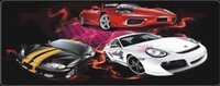 Wholesale D Car Decoration Headlight Eyelashes Sticker Eye Lash Decal Fits Any Car pairs