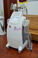 40Khz slim fast - DHL fast shipping Pro Cryolipolysis cold therapy fat freezing cool sculpting Vacuum Liposuction cavitation RF Lipo Laser slimming machine