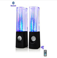 Cheap 2 water speakers Best Universal for MP3/MP4,cellphone,laptop etc. GIFTS