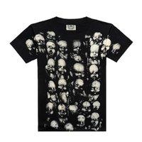baby rock tees - w151231 Rocksir Cotton Men T Shirt D Tshirt Baby Print Rock Hip Hop Punk Heavy Metal Black Tee Homme Camisa Masculina