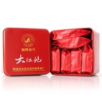 Wholesale Clovershrub rock oolong tea premium clovershrub wuyi gift box set tea