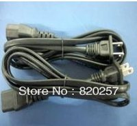 american power supply - m US American plug cable for power supply other side with holes