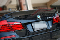 Wholesale Carbon Fiber Full add on style Rear Spoiler Trunk Wing For BMW Series F10 Aerodynamics Body Kit