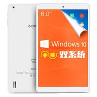 Wholesale Original TECLAST X80HD Tablet PC Dual Os Boot inch Intel Z3735 Quad Core GB RAM GB ROM MP HDMI Windows Android