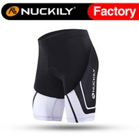 best cycling pants - Nuckily Men s cycling high density seamless padded shorts China best quality short pant for men BK295