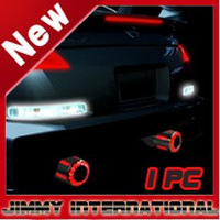 Wholesale car exhaust silencer LED Street Glow Lighted LED Exhaust Tip Fast Furious