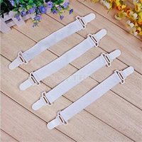 Wholesale Hot Sale x Bed Sheet Mattress Cover Blankets Grippers Clip Holder Fasteners Elastic Set