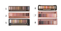 Wholesale HOT New Makeup Eye Shadow Nude Colors Eyeshadow Palette High Quality