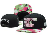 ashley homes - New hot Cayler Sons Snapback Hat cap WILL ASHLEY HOME TO colors men s adjustable baseball cap