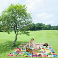 Wholesale New Arrical Child Play Mats Aluminum Eco friendly Baby Play Mats Crawling Pads Camping Mats Tent Mats