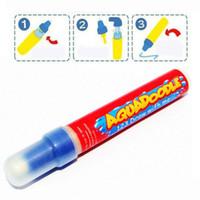 Wholesale 1PCS Drawing pen American Aquadoodle Aqua Doodle Magic Pen Water Drawing Replacement New Hot Sale