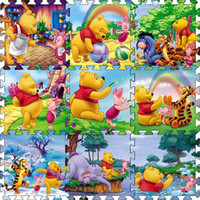 Wholesale Baby s Climb Blanket EVA Foam Puzzle Mat Game Carpet Cartoon Crawling Rug Floor Mat
