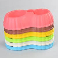 Cheap Pet dog bowl cat bowl pet drinking water supplies multifunction selling pet supplies wholesale automatic water bowl