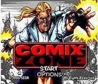 Wholesale Sega bit MD games card Comix Zone For bit Sega MegaDrive Genesis game console